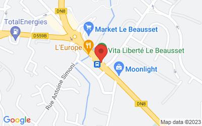 97 Avenue des Anciens Combattants d'Indochine, 83330 Le Beausset, France