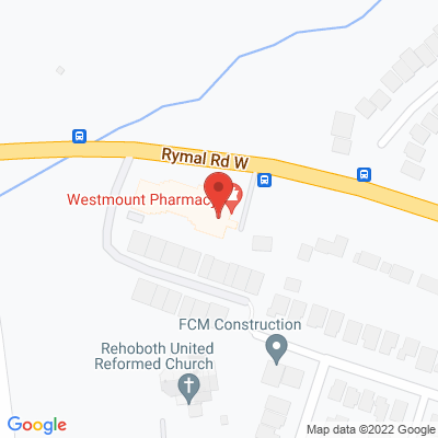 Westmount Physiotherapy & Rehabilitation Static Google Map