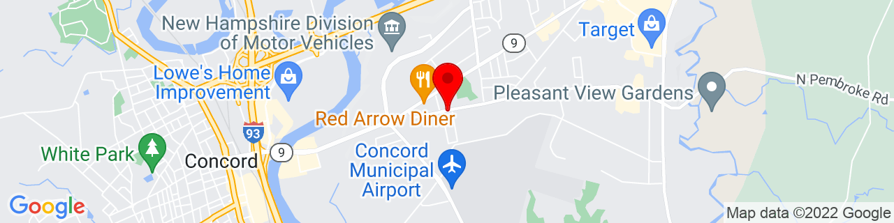 Google Map of 43.2125812, -71.5097933