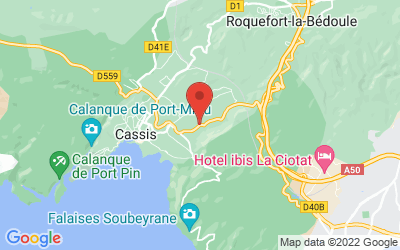11 Route Pierre Imbert, 13260 Cassis, France