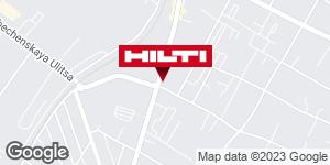 Региональный представитель Hilti в г. Грозный