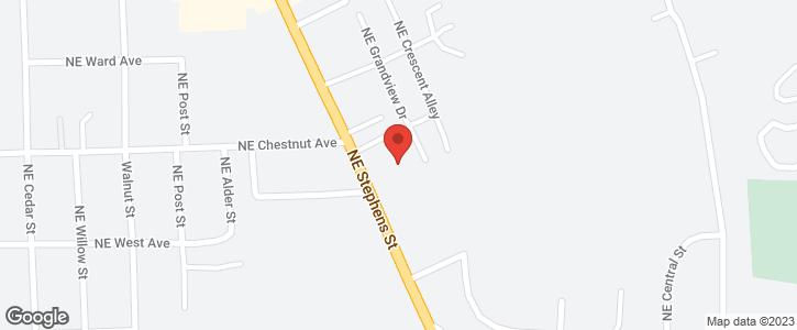 1067 NE STEPHENS ST Roseburg OR 97470