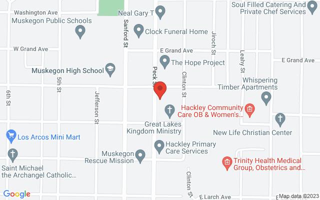 static image of 1576 Peck Street, Muskegon, Michigan