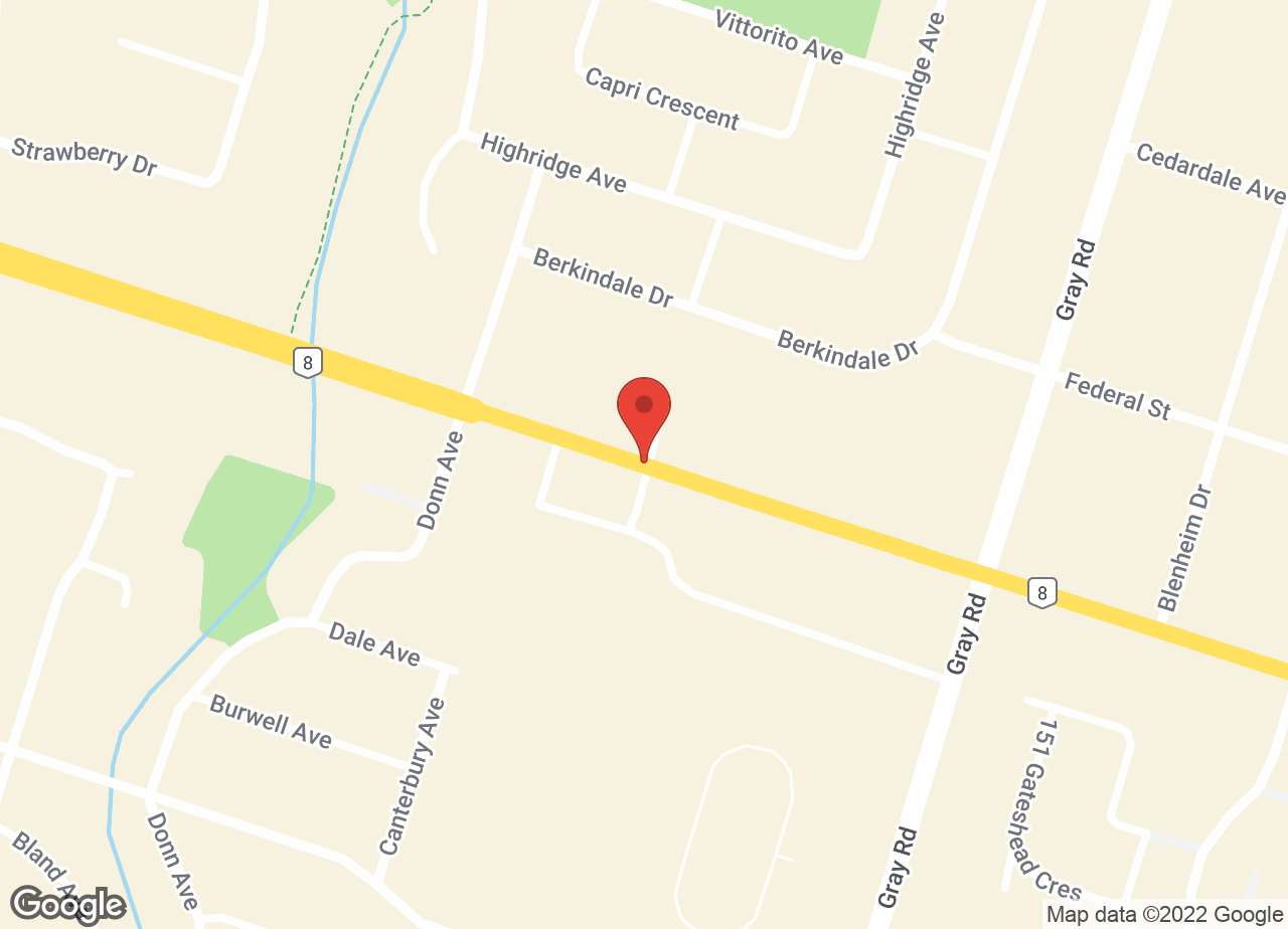 Google Map of Eastside Animal Hospital