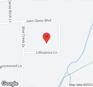 823 Lithuanica Lane