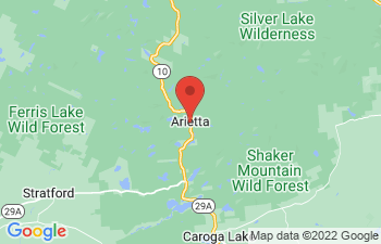 Map of Arietta