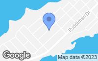 Map of Muskegon, MI