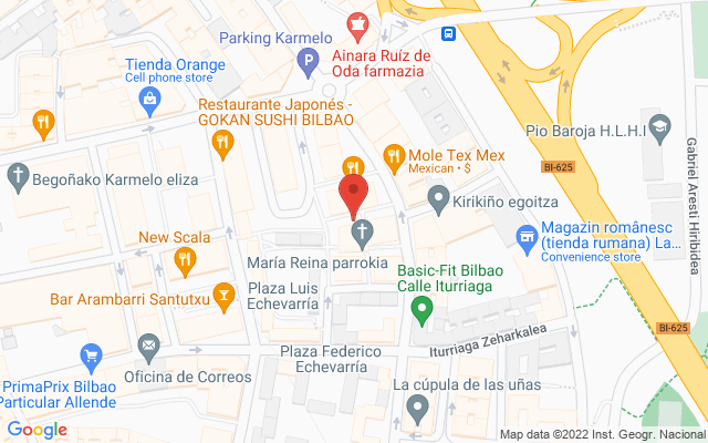 Administración nº22 de Bilbao