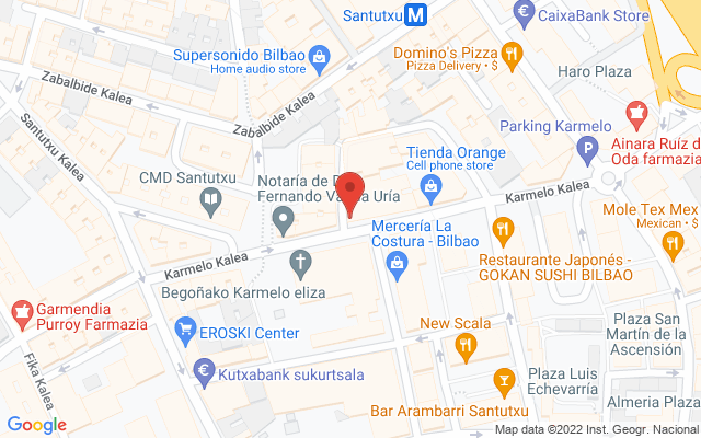Administración nº5 de Bilbao