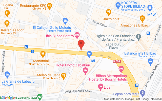Administración nº26 de Bilbao