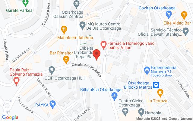 Administración nº35 de Bilbao