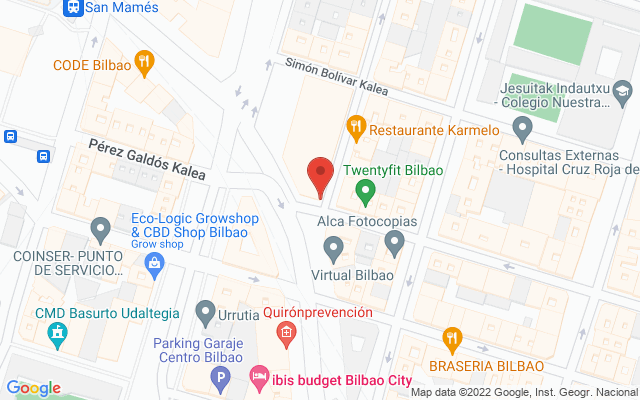 Administración nº38 de Bilbao