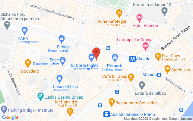 Administración nº67 de Bilbao