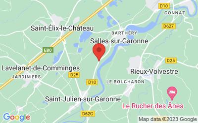 1 Lafforgue, 31390 Salles-sur-Garonne, France