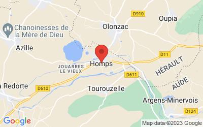 Homps, France