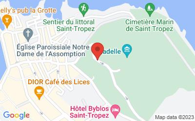 Montée de la Citadelle, 83990 Saint-Tropez, France