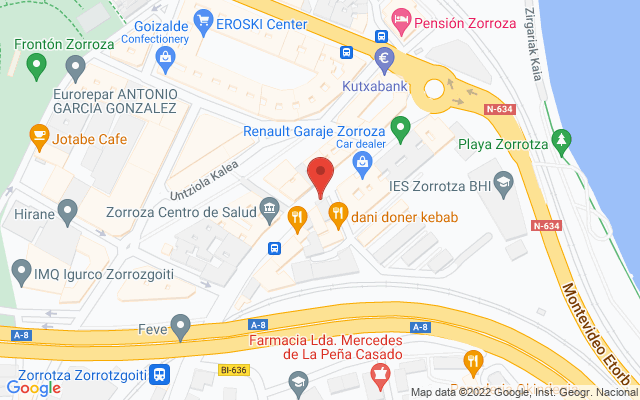 Administración nº43 de Bilbao