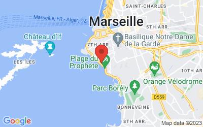 315 Corniche Kennedy 13007 Marseille