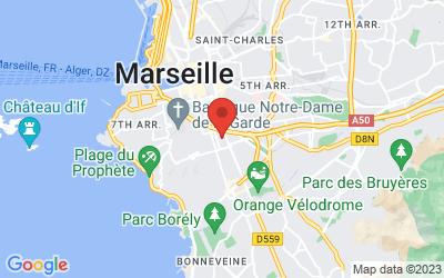 20 rue Pierre Dupré 13006 Marseille