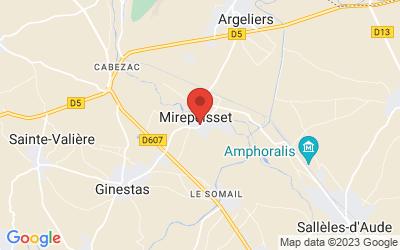Route de Ginestas, 11120 Mirepeisset, France