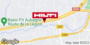 Espace Hilti - La Plateforme du Bâtiment - Toulon / La garde (ZI Toulon Est)