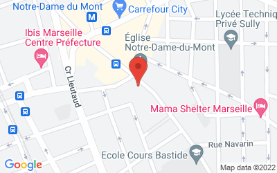 10 Rue de Lodi, 13006 Marseille, France