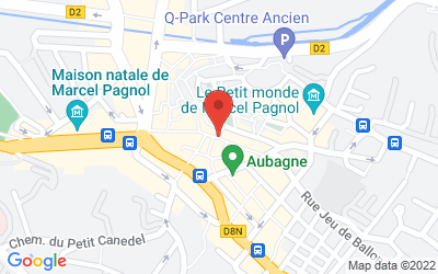 1 rue de Guin 13400 Aubagne