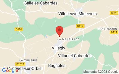 4 Les Maillols, 11600 Villegly, France