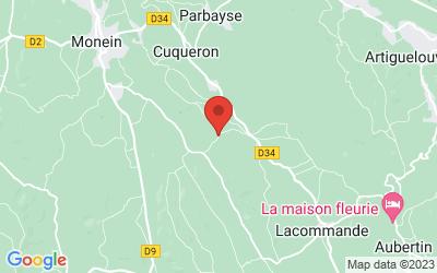 Chemin Pierrette, 64360 Monein, France