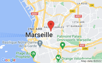 1 rue consolat, 13001 Marseille, France