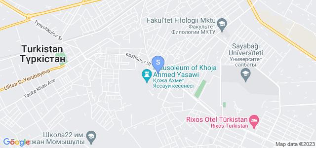 Location of Khanaka on map