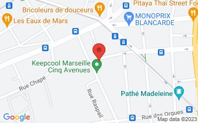 6 rue de Provence, 13004 Marseille, France