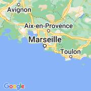 Le thème Marseille sur notre carte histoire-géo