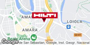 Tienda Hilti-Bilbao (Larrondo)