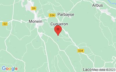 Chemin des Vignes, 64360 Cuqueron, France