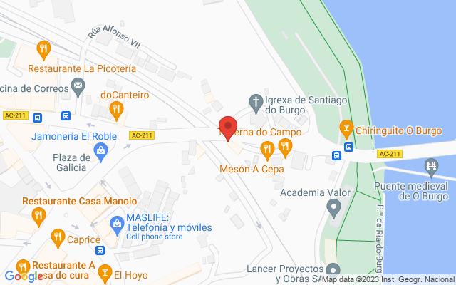 Ria Do Burgo