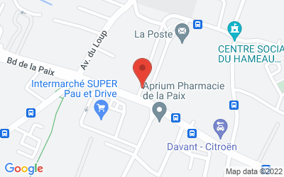 64000 Pau, France