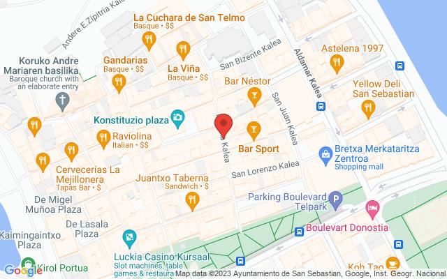 Administración nº8 de San Sebastian