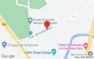 Traverse de Colombiers, 34500 Béziers, France