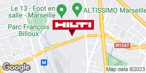 Espace Hilti - La Plateforme du Bâtiment - Marseille St Charles