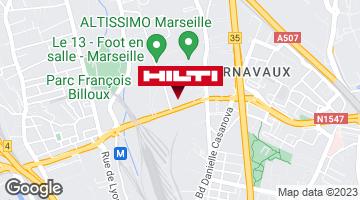 Hilti Store - Vitrolles-en-Provence (ZI les Estroublans)