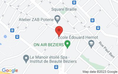 22 Rue Amiral Courbet, 34500 Béziers, France