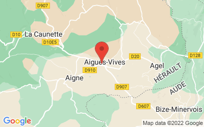 11 Route de Saint-Pons, 34210 Aigues-Vives, France