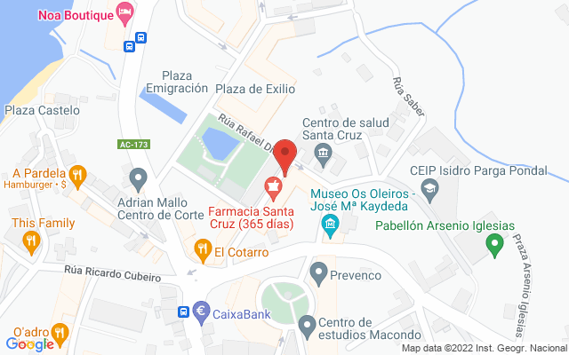 Administración nº3 de Porto de Santa Cruz