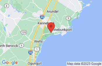 Map of Kennebunk