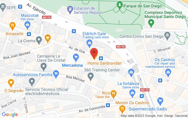 Administración nº34 de Coruña (A)