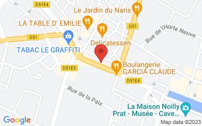 8 Boulevard Lamartine, 34340 Marseillan, France