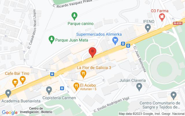 Administración nº22 de Oviedo