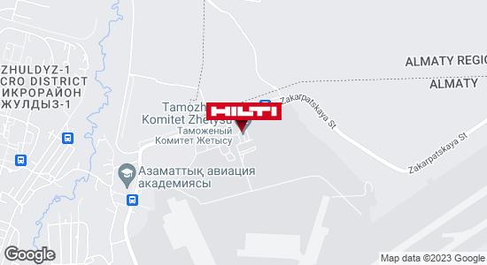 Get directions to Пункт выдачи DPD