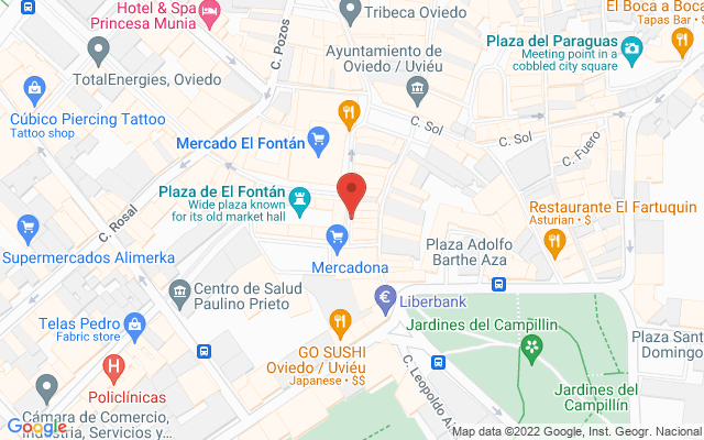 Administración nº21 de Oviedo